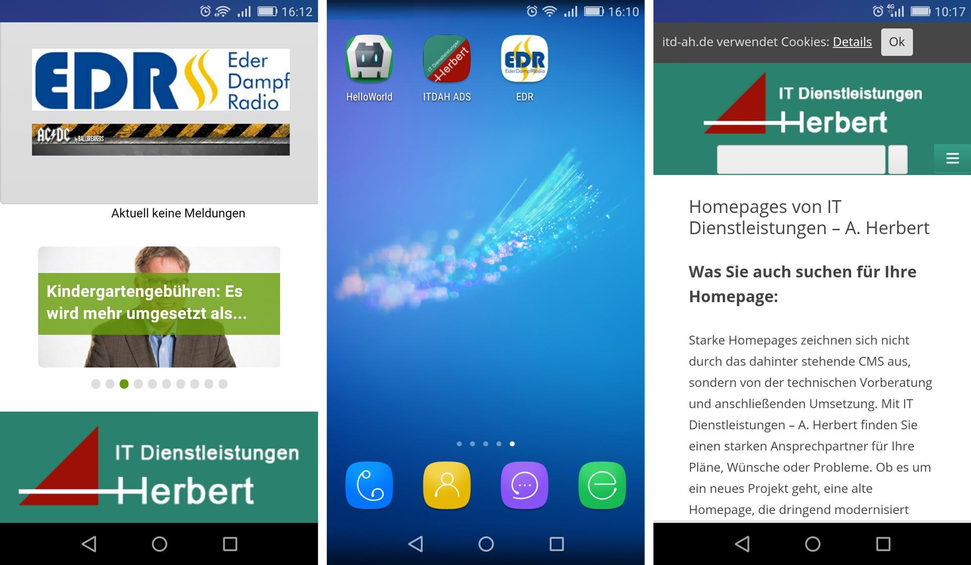Mein ersten Android Apps